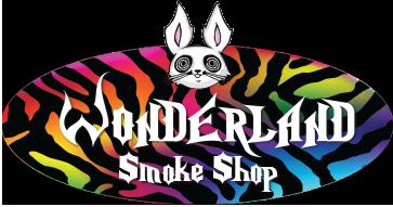 Wonderland Smoke Shop Logo